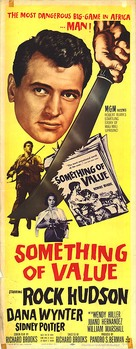 Something of Value - Movie Poster (xs thumbnail)