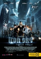 Iron Sky - Hungarian Movie Poster (xs thumbnail)