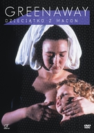 The Baby of Mâcon - Polish DVD cover (xs thumbnail)