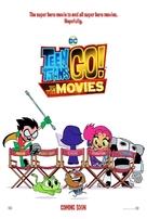 Teen Titans Go! To the Movies - British Movie Poster (xs thumbnail)