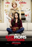 A Bad Moms Christmas - Movie Poster (xs thumbnail)