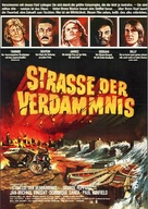 Damnation Alley - German Movie Poster (xs thumbnail)