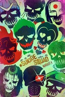 Suicide Squad - Philippine Movie Poster (xs thumbnail)