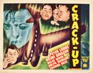 Crack-Up - Movie Poster (xs thumbnail)