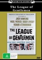 The League of Gentlemen - Australian Movie Cover (xs thumbnail)