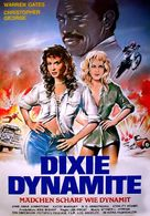 Dixie Dynamite - German Movie Poster (xs thumbnail)