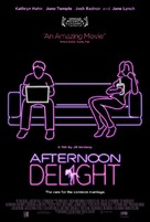 Afternoon Delight - Movie Poster (xs thumbnail)