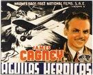 Ceiling Zero - Spanish Movie Poster (xs thumbnail)