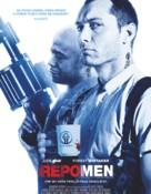 Repo Men - Croatian Movie Poster (xs thumbnail)