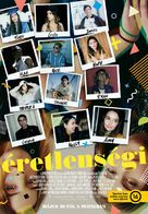 Booksmart - Hungarian Movie Poster (xs thumbnail)