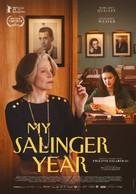My Salinger Year - Dutch Movie Poster (xs thumbnail)