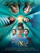 A Wrinkle in Time - Indonesian Movie Poster (xs thumbnail)