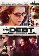 The Debt - Danish DVD cover (xs thumbnail)
