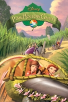 Pixie Hollow Games - DVD cover (xs thumbnail)