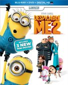 Despicable Me 2 - Blu-Ray cover (xs thumbnail)