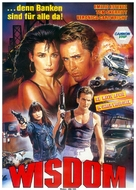 Wisdom - German DVD cover (xs thumbnail)
