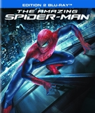 The Amazing Spider-Man - French DVD movie cover (xs thumbnail)