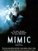 Mimic - French Movie Poster (xs thumbnail)
