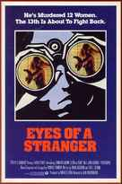 Eyes of a Stranger - Movie Poster (xs thumbnail)