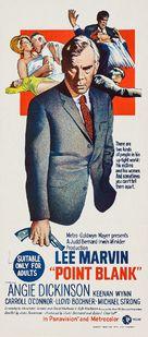 Point Blank - Australian Movie Poster (xs thumbnail)