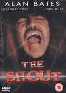 The Shout - British DVD cover (xs thumbnail)