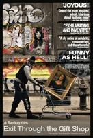 Exit Through the Gift Shop - Movie Poster (xs thumbnail)