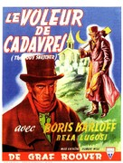 The Body Snatcher - Belgian Movie Poster (xs thumbnail)