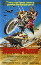 Megaforce - Movie Cover (xs thumbnail)