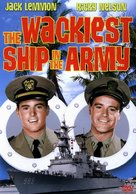 The Wackiest Ship in the Army - Movie Cover (xs thumbnail)