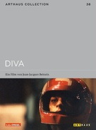 Diva - French Movie Cover (xs thumbnail)
