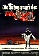 Daughter of Dr. Jekyll - German Movie Poster (xs thumbnail)