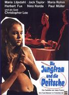 Eugenie - German Movie Poster (xs thumbnail)
