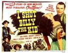 I Shot Billy the Kid - Movie Poster (xs thumbnail)
