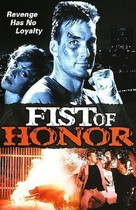 Fist of Honor - Movie Cover (xs thumbnail)