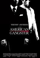American Gangster - French Movie Poster (xs thumbnail)