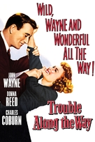 Trouble Along the Way - Movie Cover (xs thumbnail)