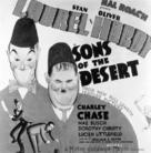 Sons of the Desert - poster (xs thumbnail)
