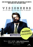 Visioneers - Canadian DVD cover (xs thumbnail)