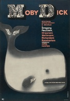 Moby Dick - Polish Movie Poster (xs thumbnail)