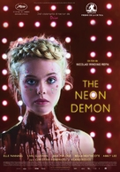The Neon Demon - Spanish Movie Poster (xs thumbnail)