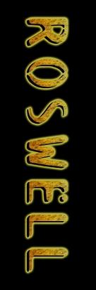 """Roswell"" - Logo (xs thumbnail)"