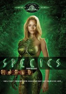 Species - Canadian DVD movie cover (xs thumbnail)