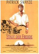 City of Joy - German Movie Poster (xs thumbnail)