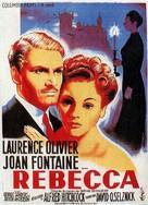 Rebecca - French Movie Poster (xs thumbnail)