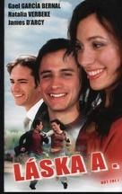 Dot The I - Czech VHS cover (xs thumbnail)