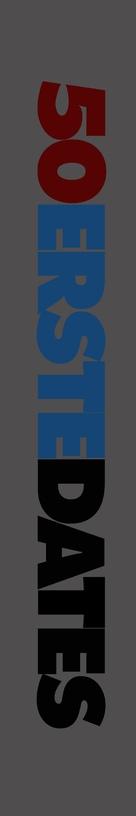 50 First Dates - German Logo (xs thumbnail)