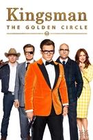 Kingsman: The Golden Circle - Movie Cover (xs thumbnail)