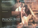 The Pelican Brief - British Movie Poster (xs thumbnail)