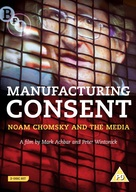 Manufacturing Consent: Noam Chomsky and the Media - British Movie Cover (xs thumbnail)