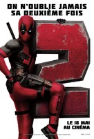 Deadpool 2 - French Movie Poster (xs thumbnail)